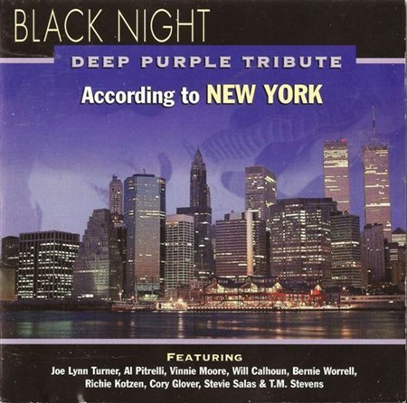 Black Night: Deep Purple Tribute According To New York (1997)