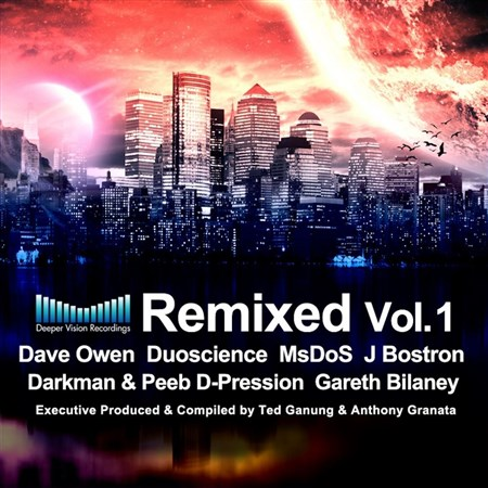 Deeper Vision Remixed Vol 1 (2013)