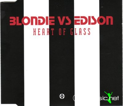 Blondie Vs Edison - Heart Of Glass (2006) 12 Vinyl