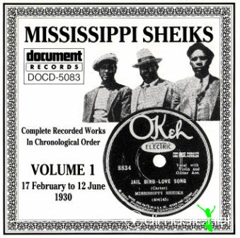 Mississippi Sheiks - Complete Recorded Works Vol. 1-4 - [1930-1936] 1991