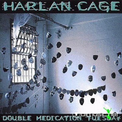 Harlan Cage - Double Medication Tuesday (CD, Album)
