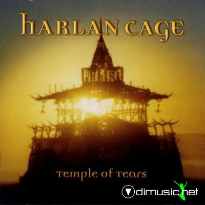 Harlan Cage - Temple Of Tears (CD, Album)