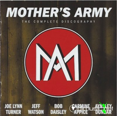 Mother's Army - Discography 3 Albums 1993-1998 (3CD Box Set/Ear Music 2011)