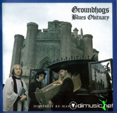 Groundhogs - Blues Obituary 1969 (Liberty)
