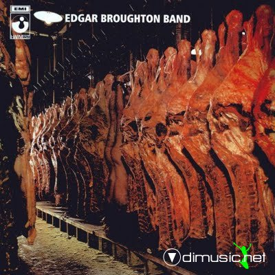 Edgar Broughton Band - Edgar Broughton Band 1971 (UK, Psychedelic Blues-Rock)