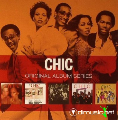 Chic - Original Album Series (2011) (5CD)