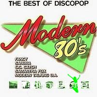 The Best Of Discopop - Modern 80's ( 8 CD Box ) (1998-1999)