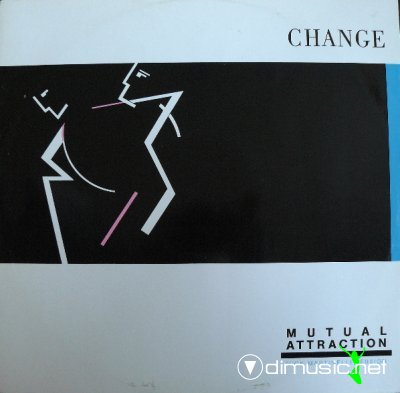 Change - Mutual Attraction (Vinyl, 12'') 1985