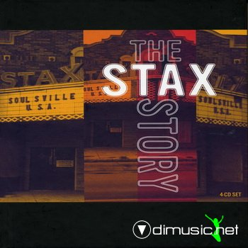 VA - The Stax Story [4CD Set] (2000)