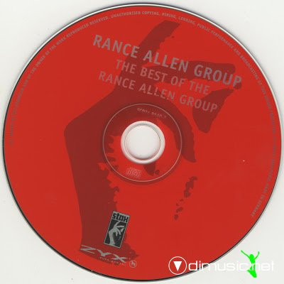 Rance Allen Group - The Best Of (1998)
