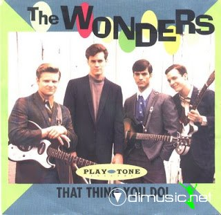 The Wonders & VA - That Thing You Do (OST)(1996)