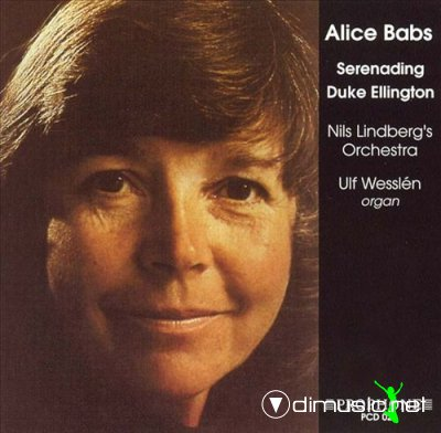 Alice Babs - Serenading Duke Ellington 1974-1975