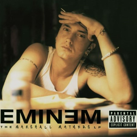 Eminem – The Marshall Mathers (iTunes Bonus Track Version)-2000