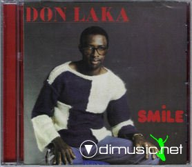 Don Laka - Smile (1987) CD