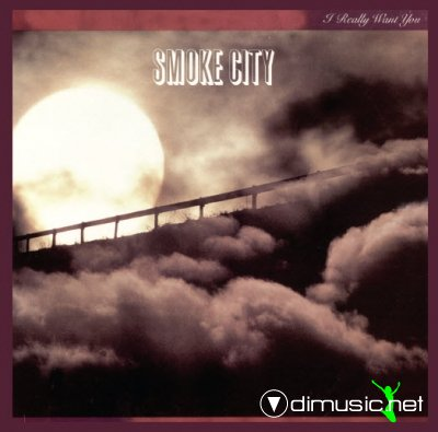 Smoke City - I really want you (1985) CD