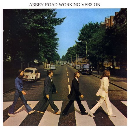 The Beatles - Abbey Road Working Version (2003) (FLAC)