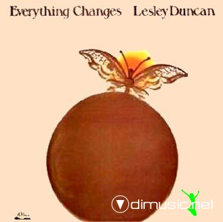 Lesley Duncan - Everything Changes (GML 1007), 1974