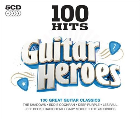 VA Guitar Heroes (2013) 5CD