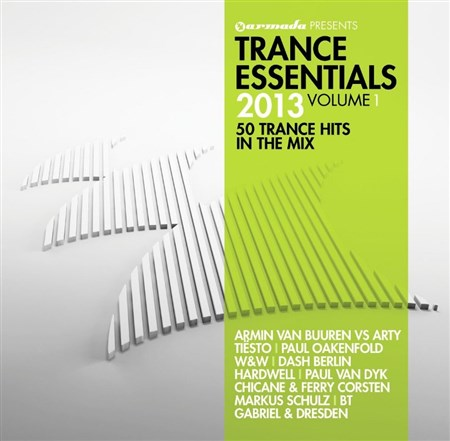 Armada Presents: Trance Essentials, 2013 Vol.1 (2CD)