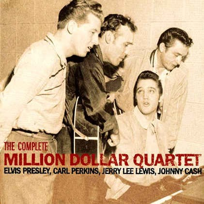 The Complete Million Dollar Quartet (1956)