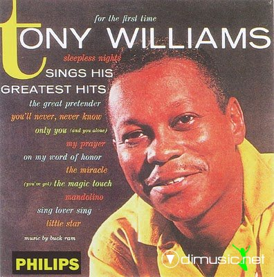 Tony Williams - Sings His Greatest Hits