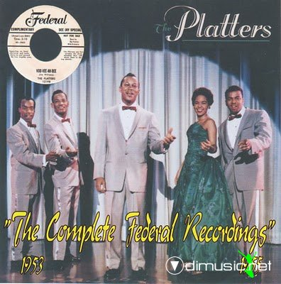 THE PLATTERS - THE COMPLETE FEDERAL RECORDINGS 1953-55