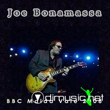 Cover Album of Joe Bonamassa - BBC Maida Vale (2008)