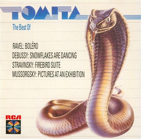 Tomita - The Best Of (1984)