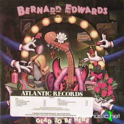Bernard Edwards - Glad to be here (1983)