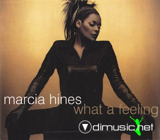 Marcia Hines - What A Feeling (CD)