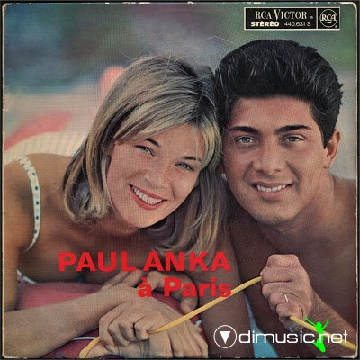 Paul Anka - A Paris (1963)