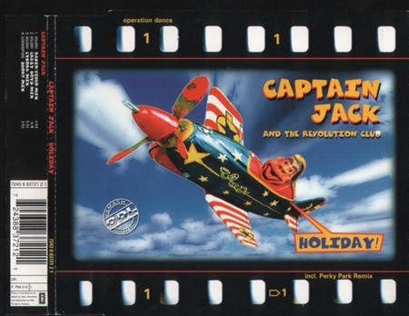 Captain Jack and The Revolution Club - Holiday(1997) (FLAC)