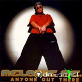 Melodie Mc - Anyone Out There (Maxi Single-1995)