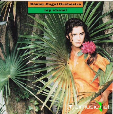 Cover Album of Xavier Cugat And His Orchestra - My Shawl