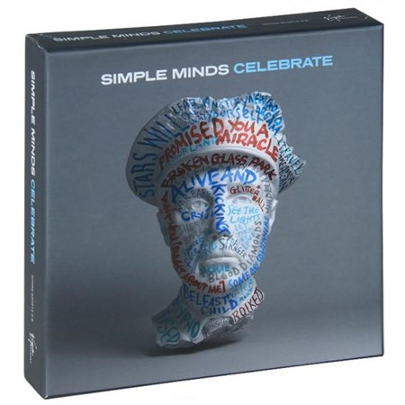 Simple Minds - Celebrate Greatest Hits (3CD)