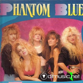 Phantom Blue - Phantom Blue (Japanese Edition) 1989