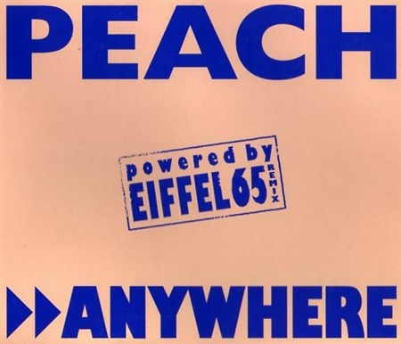 Peach-Anywhere (2000) (FLAC)