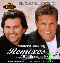 VA - Remixes by DJ Beltz - Modern Talking, Blue System, C.C.Catch, Systems In Blue - (1997-2006)