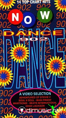 Now Dance 902 (VHS) 1990