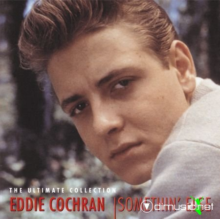 EDDIE COCHRAN - Somethin ' Else!   The Ultimate Collection (8 CD Box)