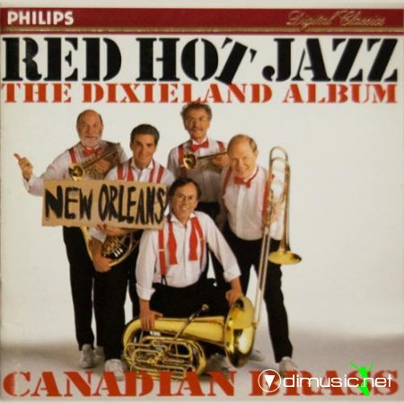 Canadian Brass - Red Hot Jazz: The Dixieland Album (1992)