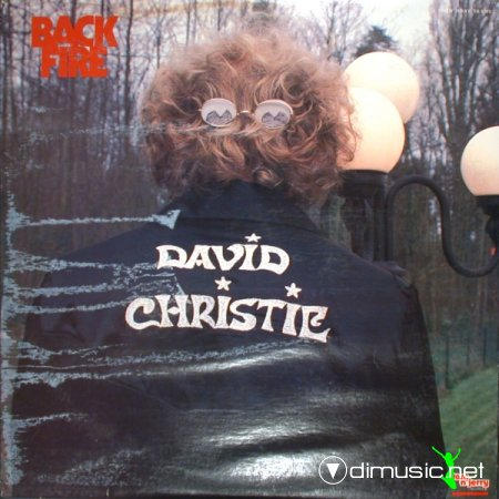 David Christie - Back Fire (Vinyl, LP) 1978