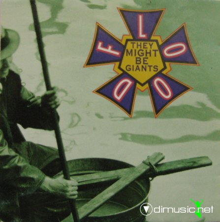 They Might Be Giants - Flood (CD, Album)