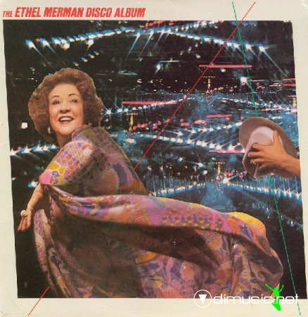 Ethel Merman - The Ethel Merman Disco Album 1979