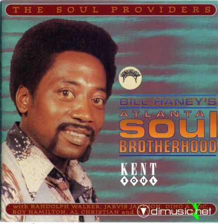 V.A. - The Soul Providers - Bill Haney's Atlanta Soul Brotherhood (1998) CD