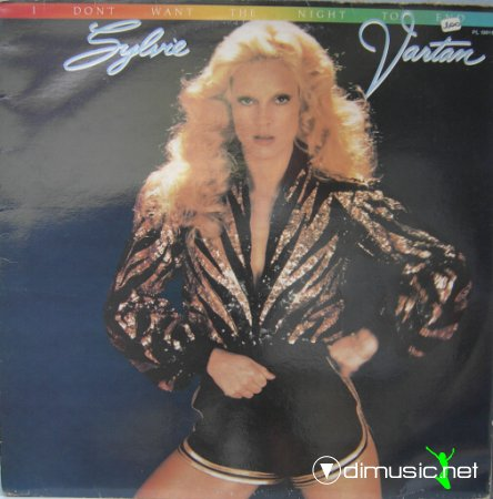Sylvie Vartan - I Don't Want The Night To End (1979) LP