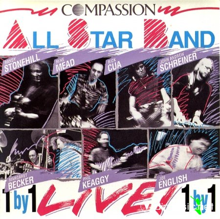 Compassion All Star Band - 1 By 1 (1988)