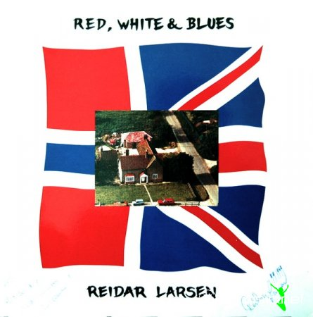 Reidar Larsen - Red, White & Blues (1985)