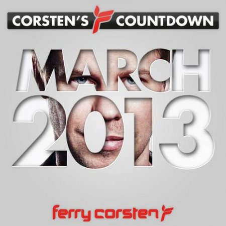 Ferry Corsten presents Corstens Countdown March (2013)