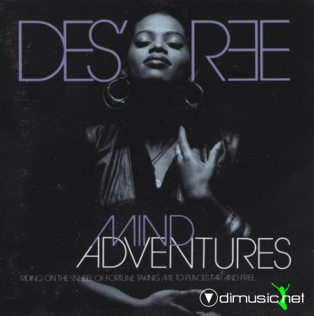 Des'ree - Mind Adventures (1992)